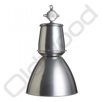 Industriële lampen - Barrel Chroom kleur