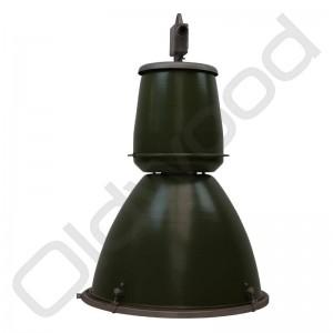 Industriële lampen - Barrel groen