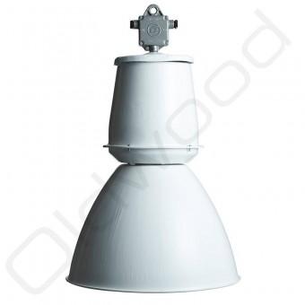 Industriële lampen - barrel - wit