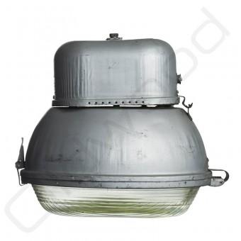 Industriële lampen - ovale lamp - glas