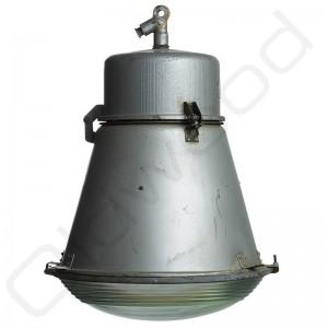 Industriële lampen - tonnetje - glas