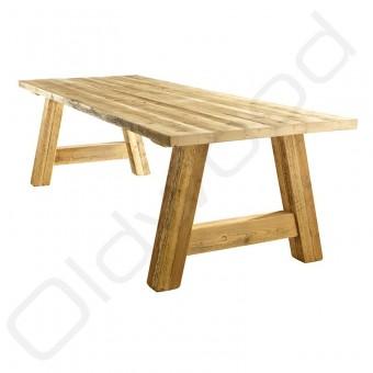 Robuuste houten tafel - Colmar
