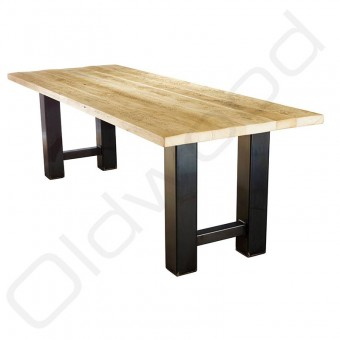Robuuste houten tafels - Miami