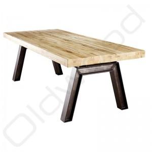 Robuuste tafels - Oud eiken tafel Krakau