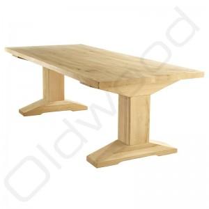 Robuuste houten tafel - Turijn