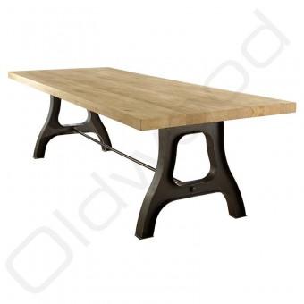 Robuuste tafels - Industriële tafel Detroit