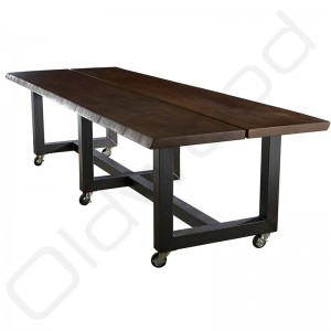 Robuuste tafels - Industriële tafel Nice